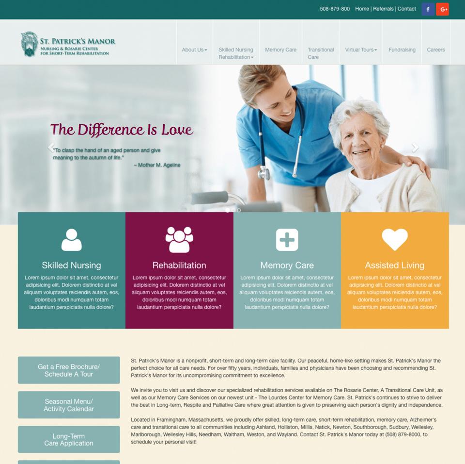 Web Design | Lachance Design, Website Designers - Developers