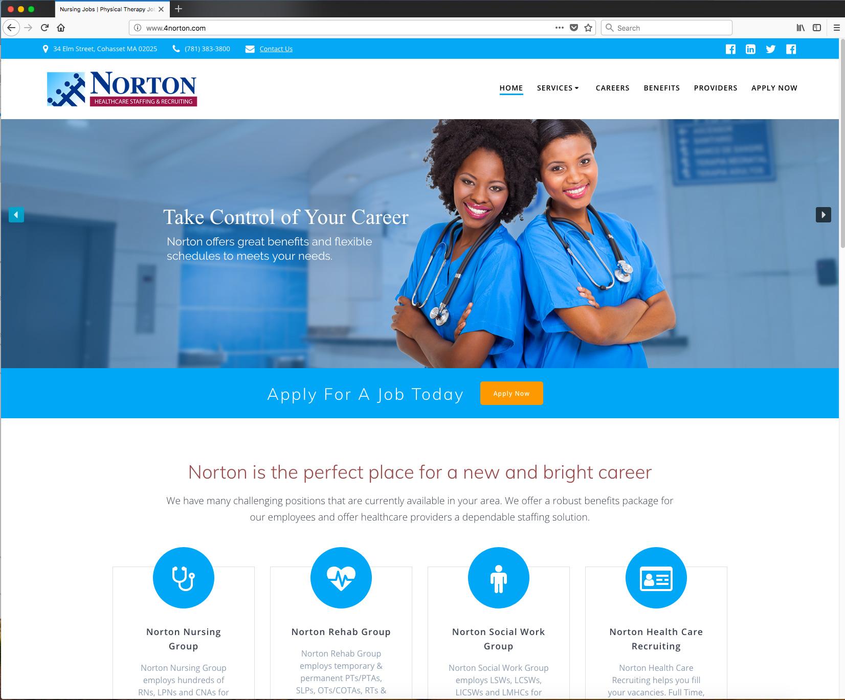 4Norton-website
